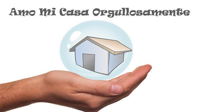 Amo mi Casa Orgullosamente | AMCO Club logo