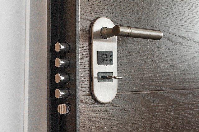 cerradura sin llave